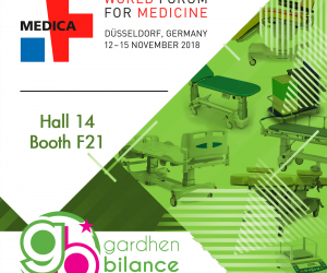 Gardhen Bilance - Medica 2018