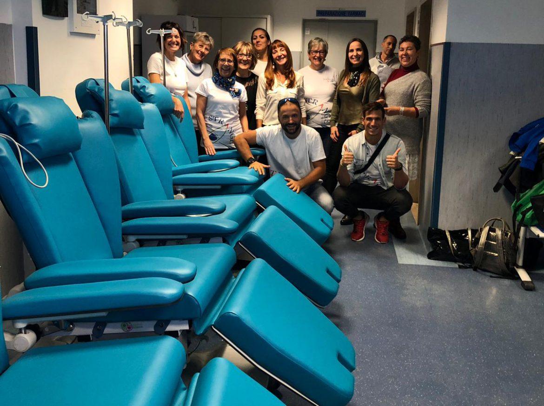 Gardhen Bilance - Nuova donazione in Sardegna