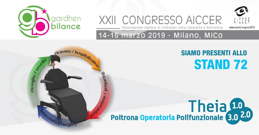 Gardhen Bilance - XXII Congresso AICCER 2019 - Milano - 14-16 Marzo