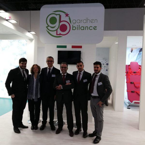Gardhen Bilance - MEDICA Düsseldorf - Germany - 18-21 Novembre 2019