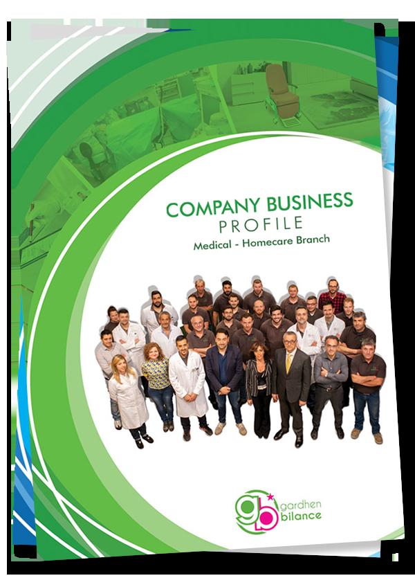 Gardhen Bilance - Company Profile