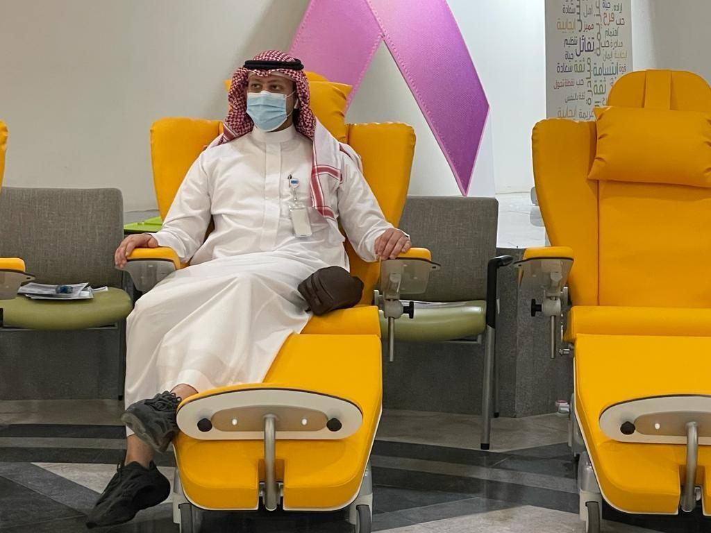 Gardhen Bilance -King Saud University Medical City