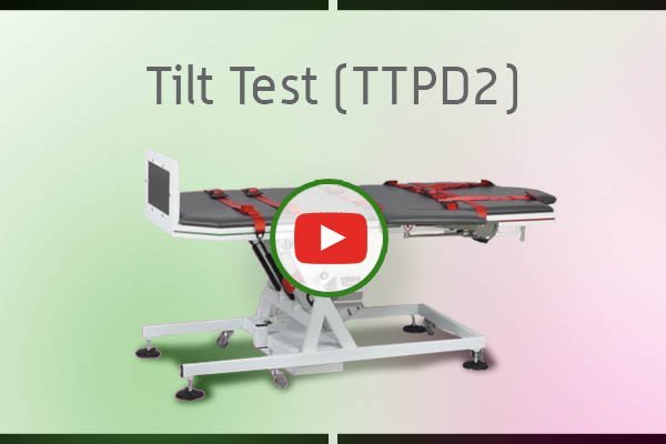 Gardhen Bilance - Tilt Test (TTPD2)