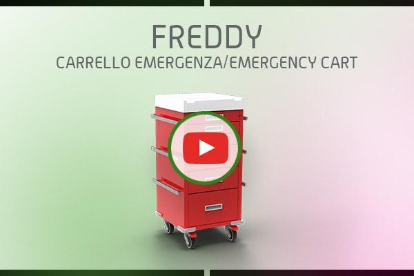 Gardhen Bilance - Freddy